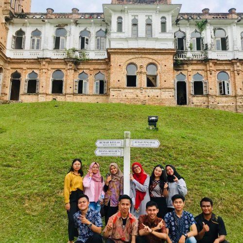 4th Batch of SEA-TVET Student Internship Exchange Programme 2019 ( Politeknik Ungku Omar Malaysia)